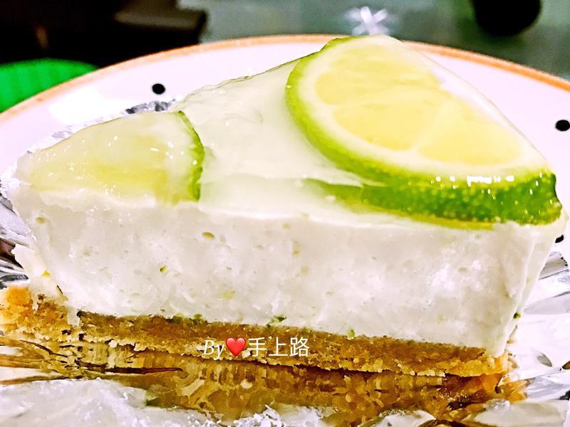 🍋檸檬乳酪蛋糕🍋(6吋、免烤箱)