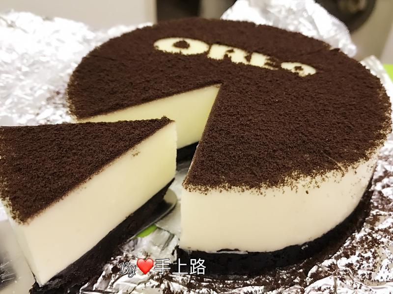 用棉花糖做乳酪蛋糕(免吉利丁、免烤箱)