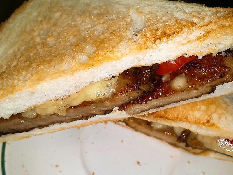 🐖🍞豬排三明治