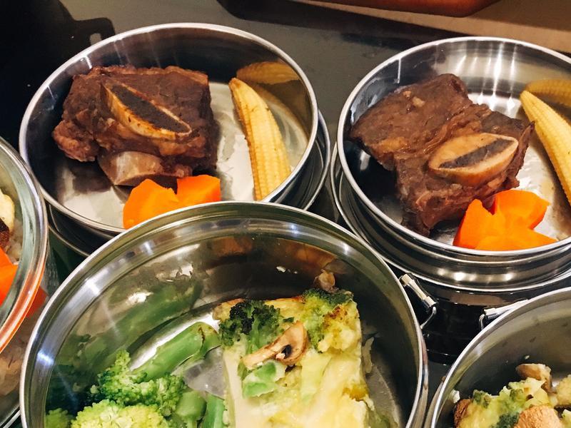 【週末一鍋】台塑牛小排佐時蔬