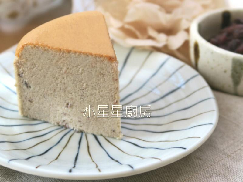 紅豆泥棉花蛋糕