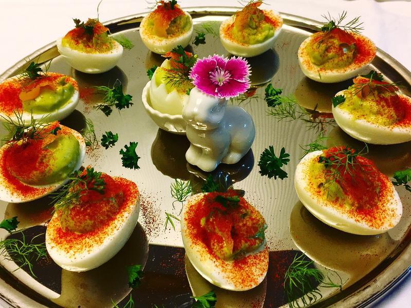 Deviled Eggs 惡魔蛋