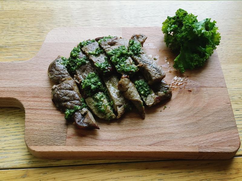 阿根廷牛排青醬Chimichurri