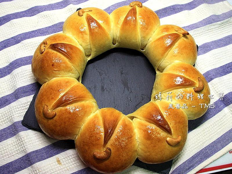 養樂多皇冠麵包