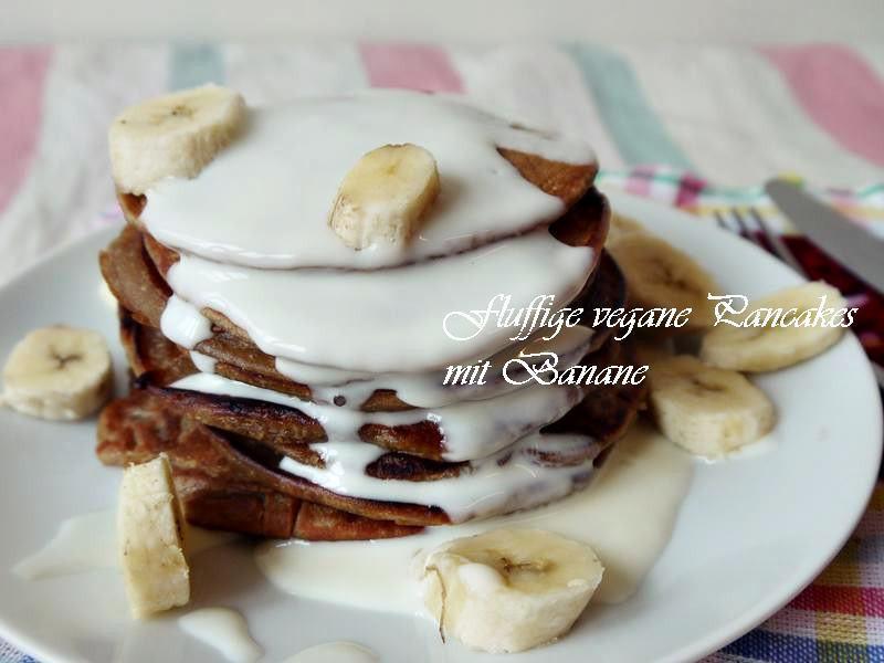 香蕉鬆餅佐優格