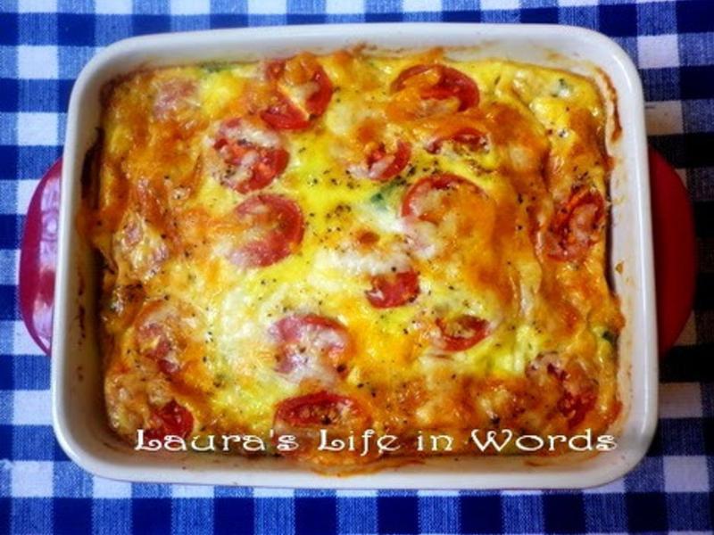 義大利菠菜烘蛋 Frittata