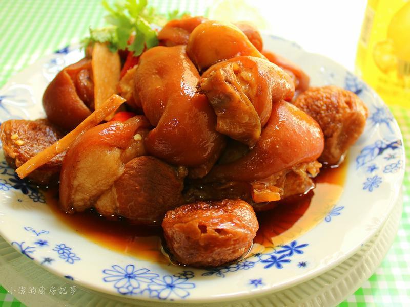 【汽水料理】香滷豬腳