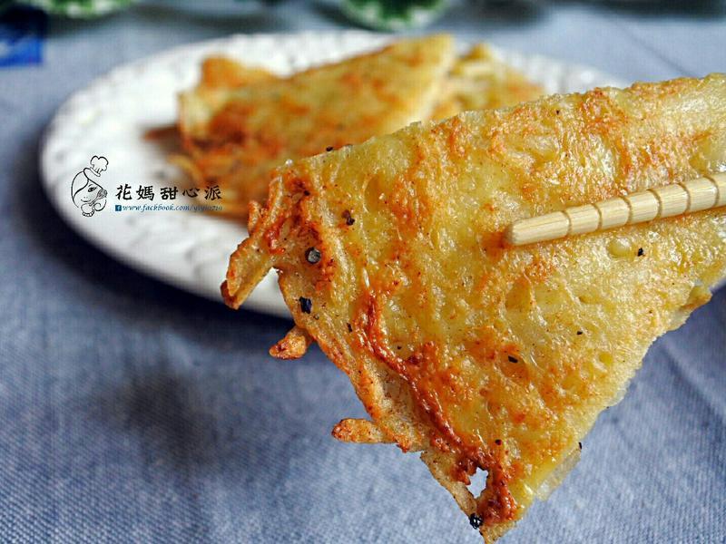 蛋香馬鈴薯餅