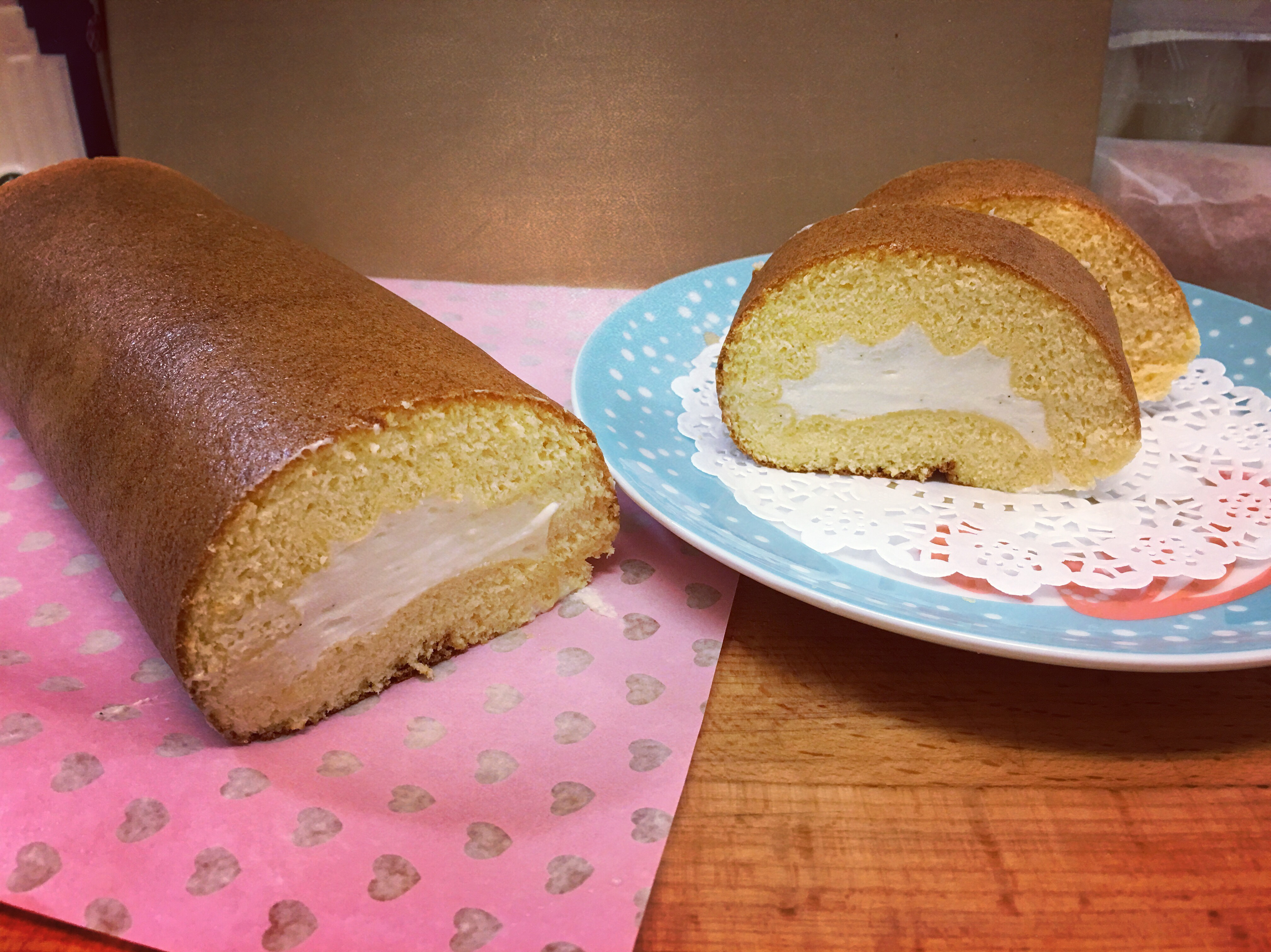 北海道乳酪蛋糕捲