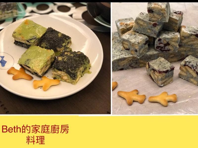 雪Q餅 - 芝麻/抹茶芝麻