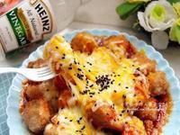 韓式起司酸甜雞