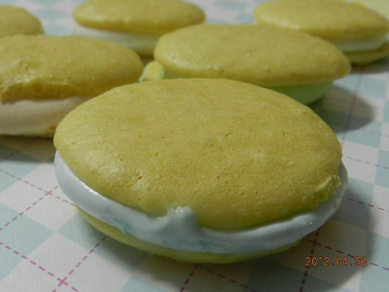 ㄚ曼達的廚房~~棉棉餅