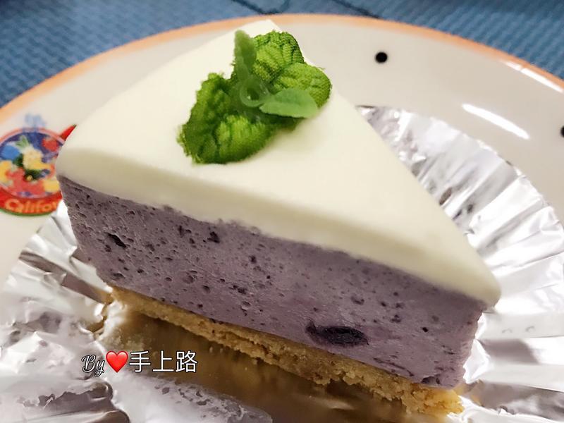 藍莓乳酪蛋糕(5吋、免烤箱)
