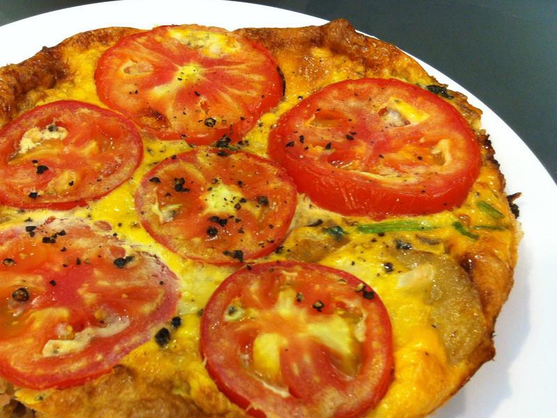西班牙歐姆蛋 Spanish Omelette