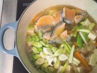[一鍋到底]暖心暖胃蒜苗魚片鍋