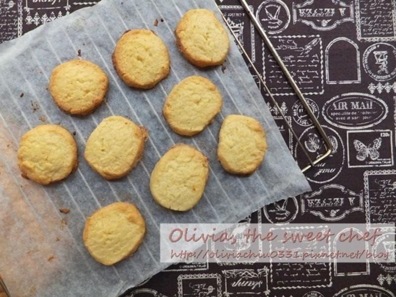 [Olivia♥]奶油餅乾Butter Cookies