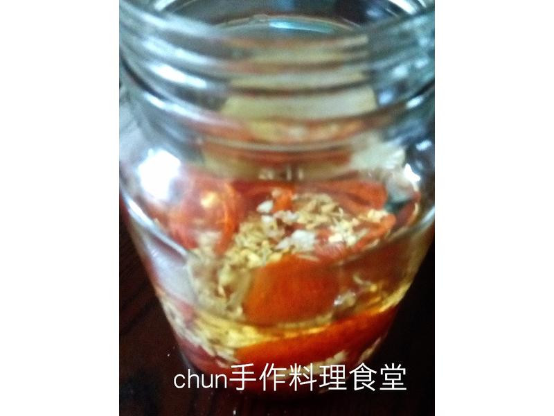 義式油漬蕃茄