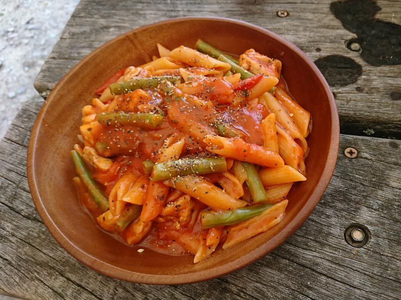 雞肉番茄義大利麵