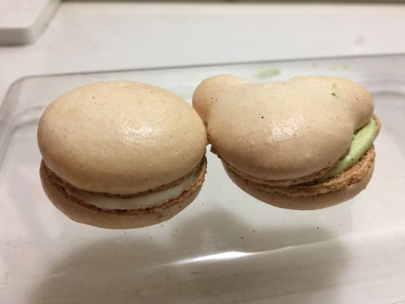 義式蛋白奶油霜(抹茶、桂花檸檬)🍯