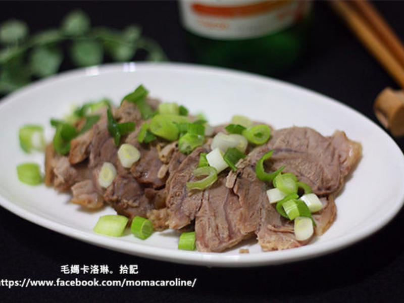香滷豬腱子肉