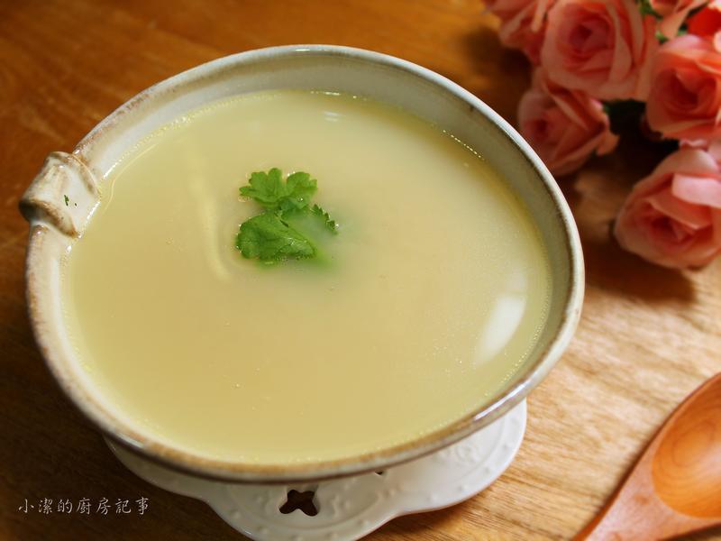 青木瓜雞肉湯