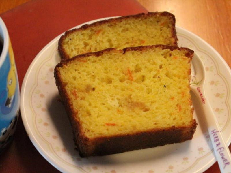 柑橘磅蛋糕