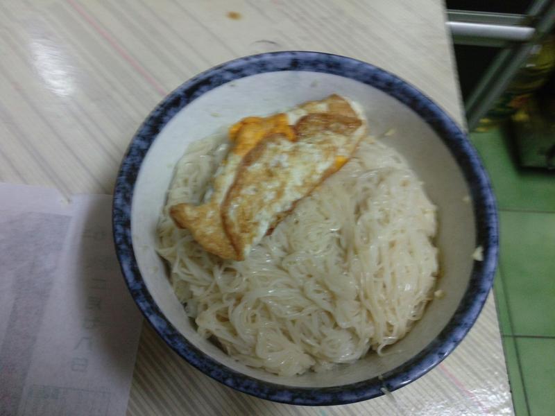茶油拌麵線