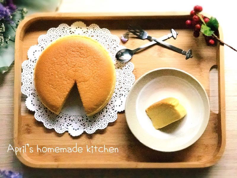 金桔棉花蛋糕 (減糖減油)