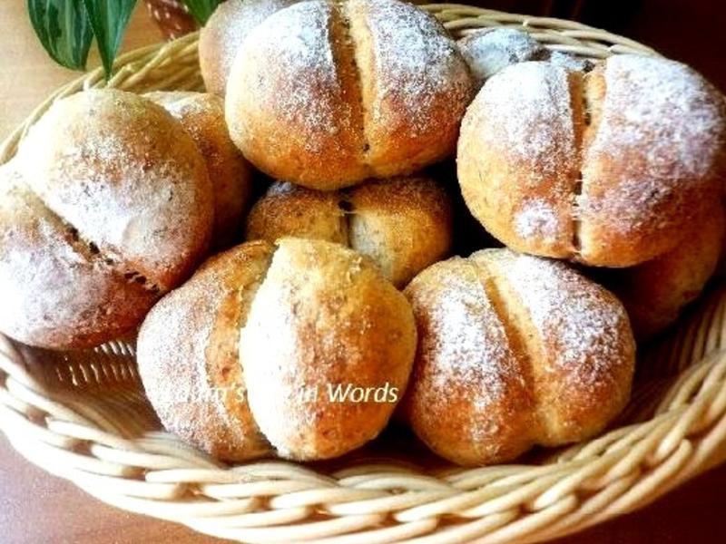 德式小餐包 Brotchen
