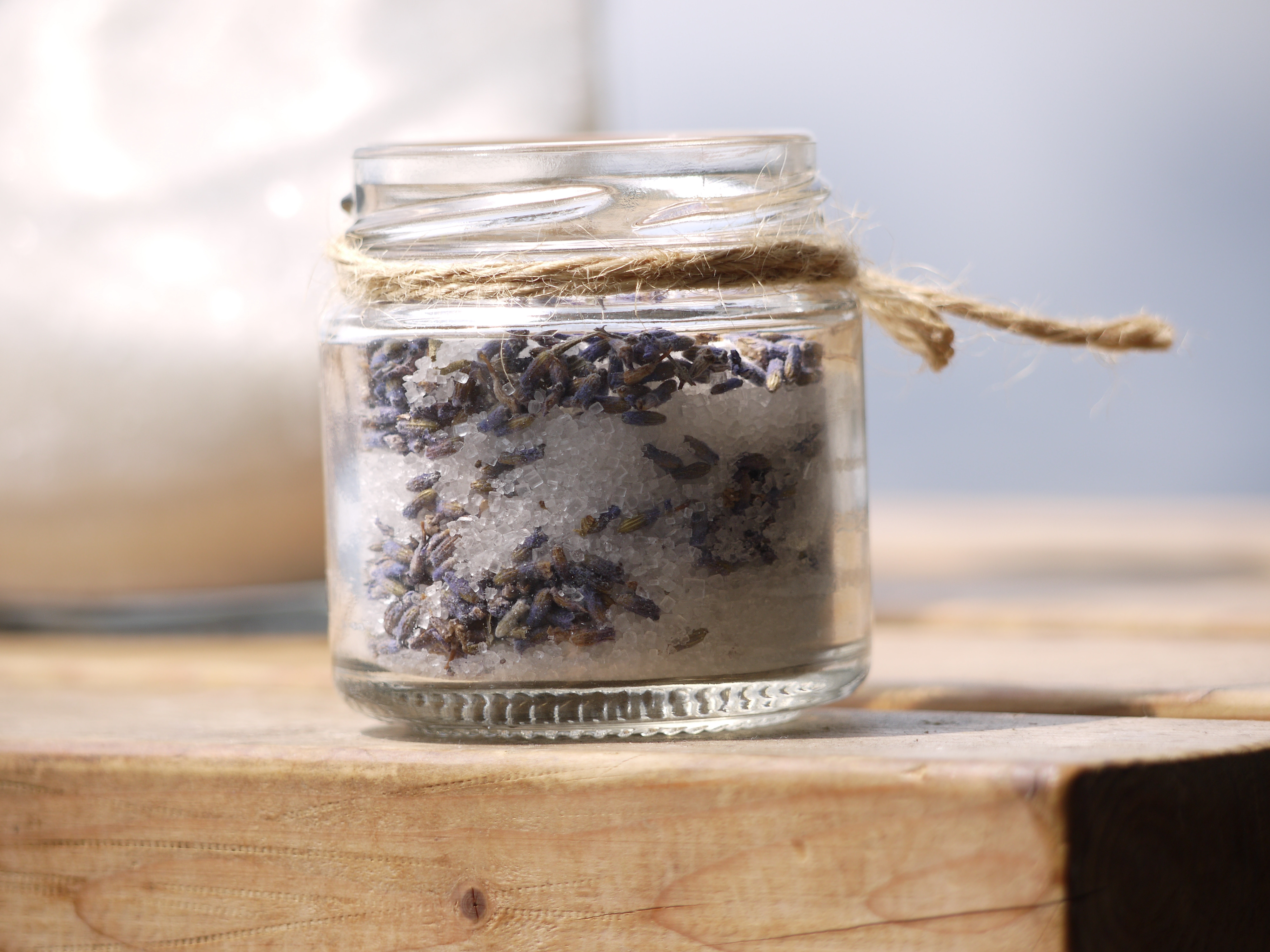 薰衣草糖 Lavender Sugar