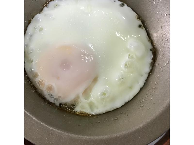 氣炸鍋-荷包蛋
