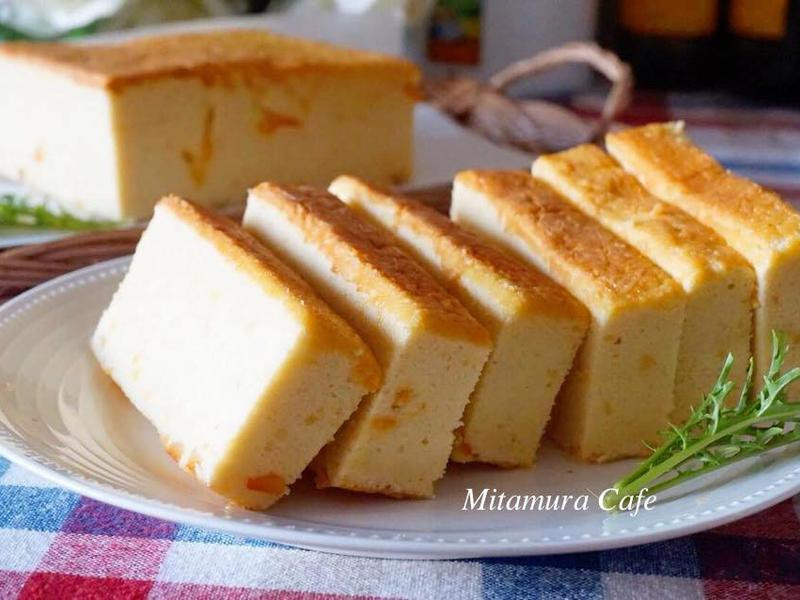 橙香蜂蜜蛋糕