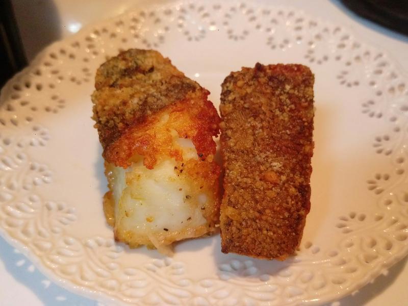 奶油香煎鱈魚