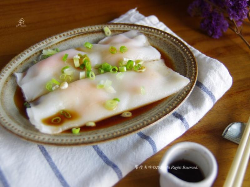 饗瘦美味-港式蝦仁腸粉