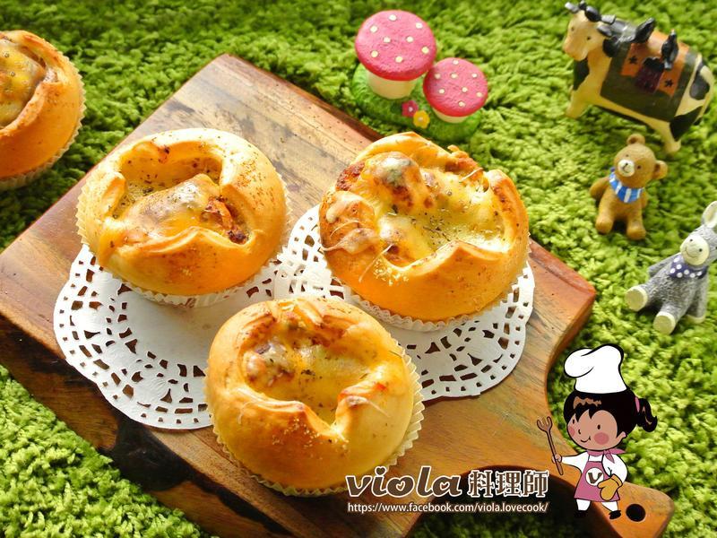 鮪魚乳酪麵包