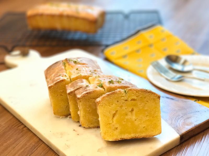 經典檸檬磅蛋糕