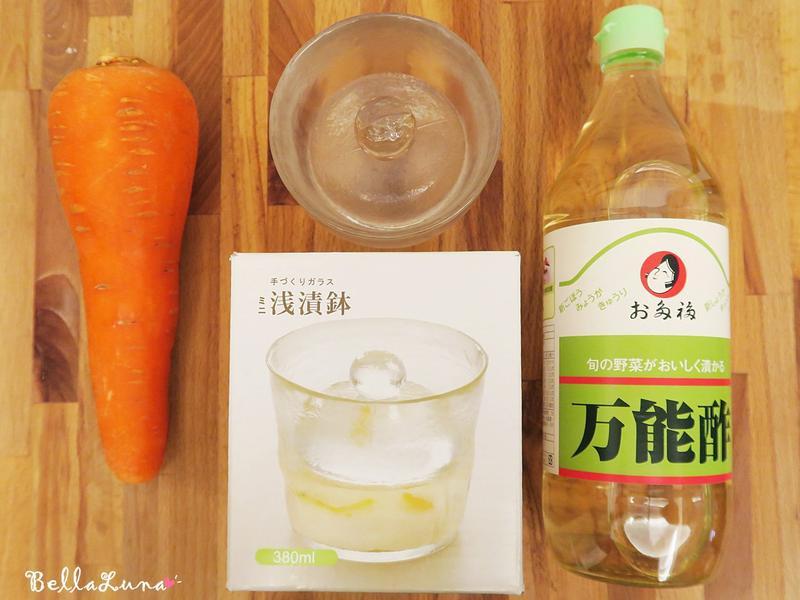 簡易醃漬蘿蔔 【貝拉下廚】