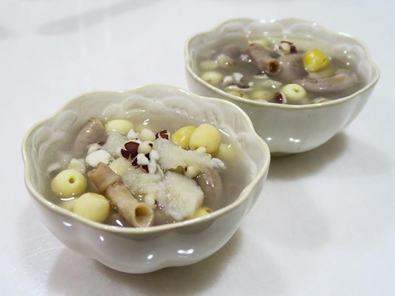 簡單美味《四神湯》