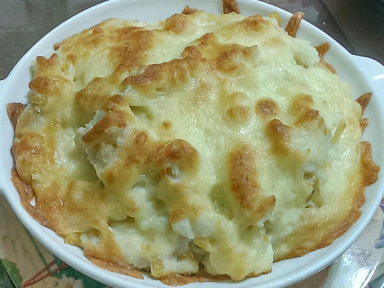 焗烤玉米馬鈴薯