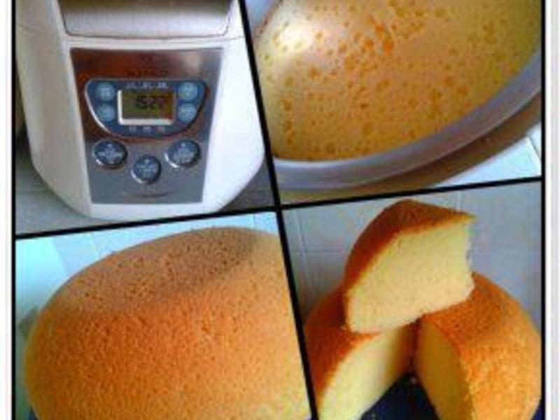 奶油蛋糕 (電子鍋料理)