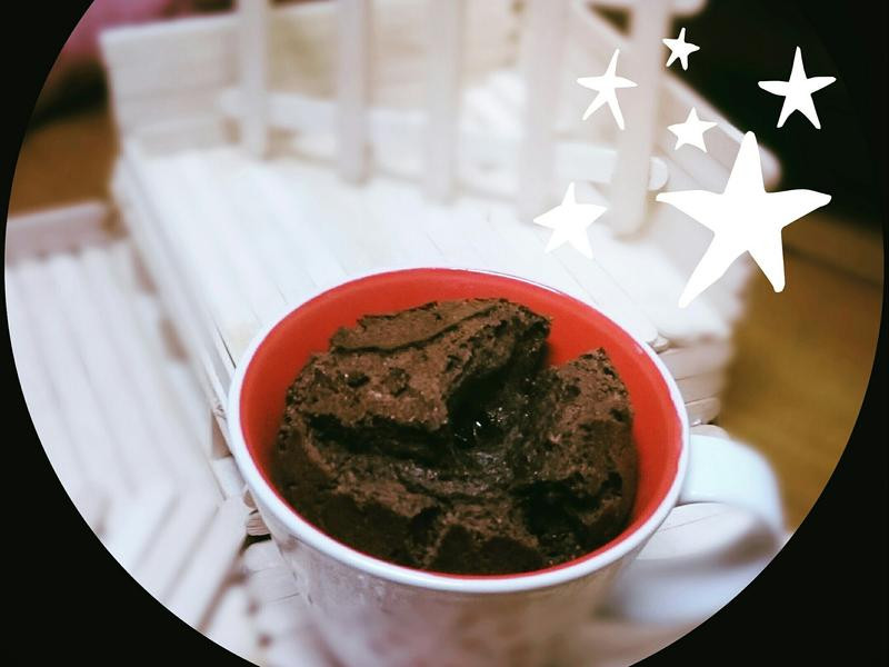 法式巧克力熔岩蛋糕