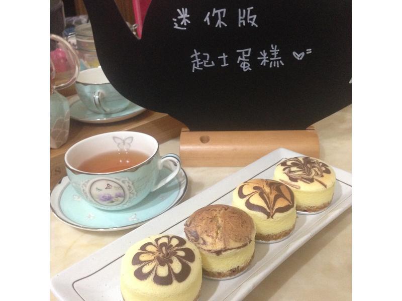 起士小蛋糕(水浴法)