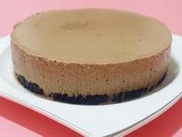 免烤箱冷藏巧克力乳酪蛋糕6吋
