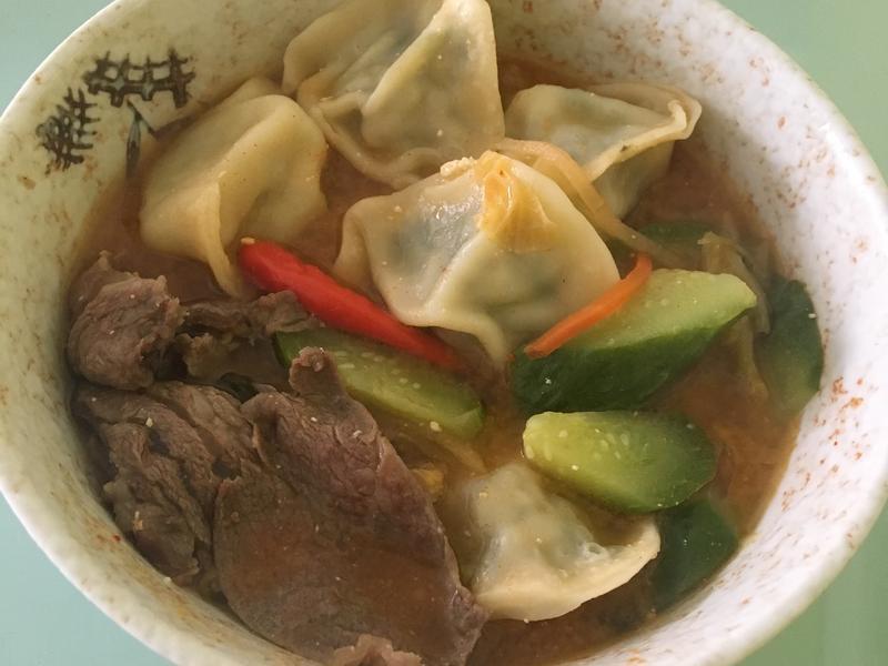 泡菜牛肉味增鍋(加料版)