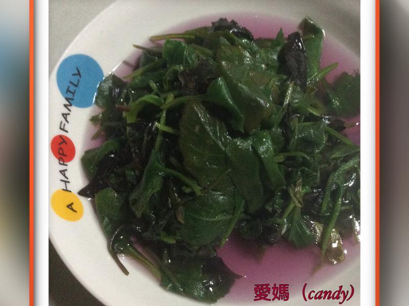 特種野菜:蒜香白鳳菜