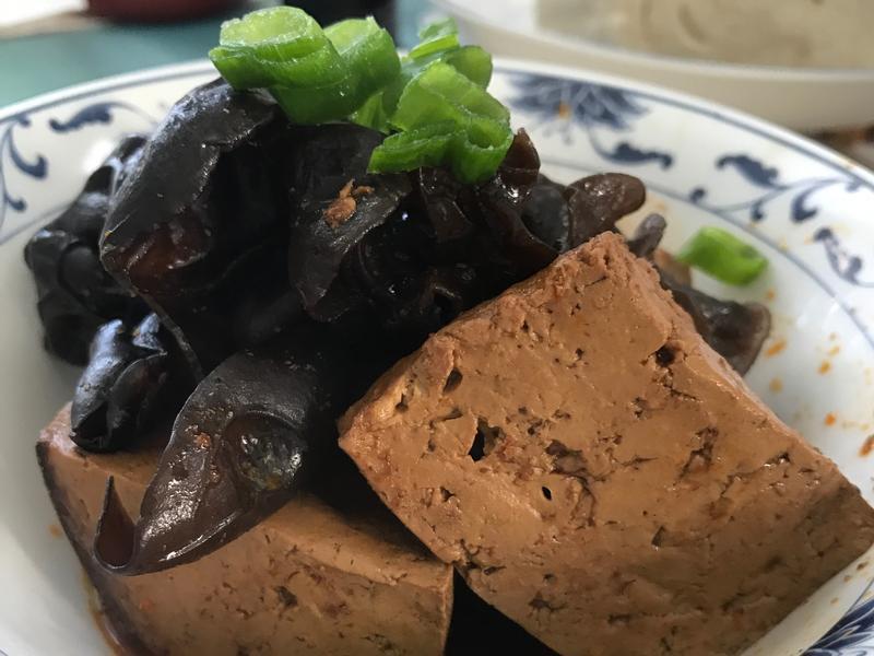 麻辣滷豆腐