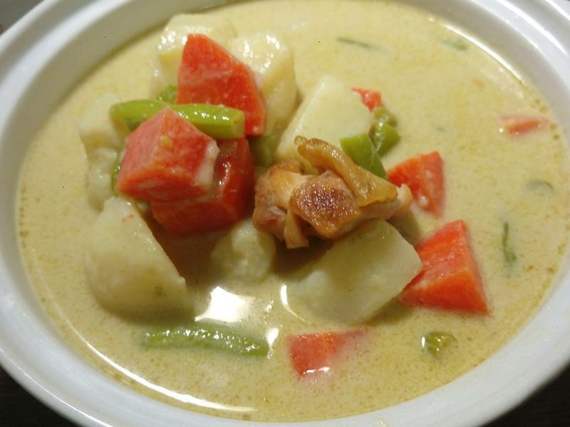 我愛泰泰~泰式綠咖哩雞
