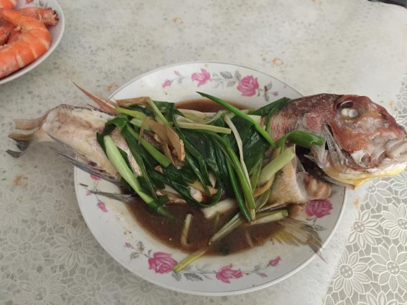 清蒸馬頭魚