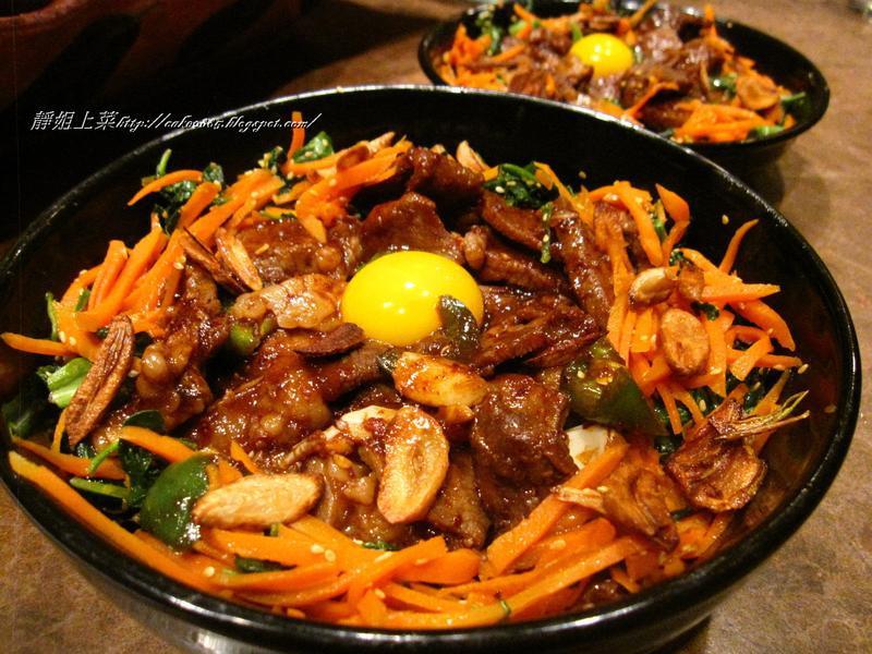韓式烤牛肉飯