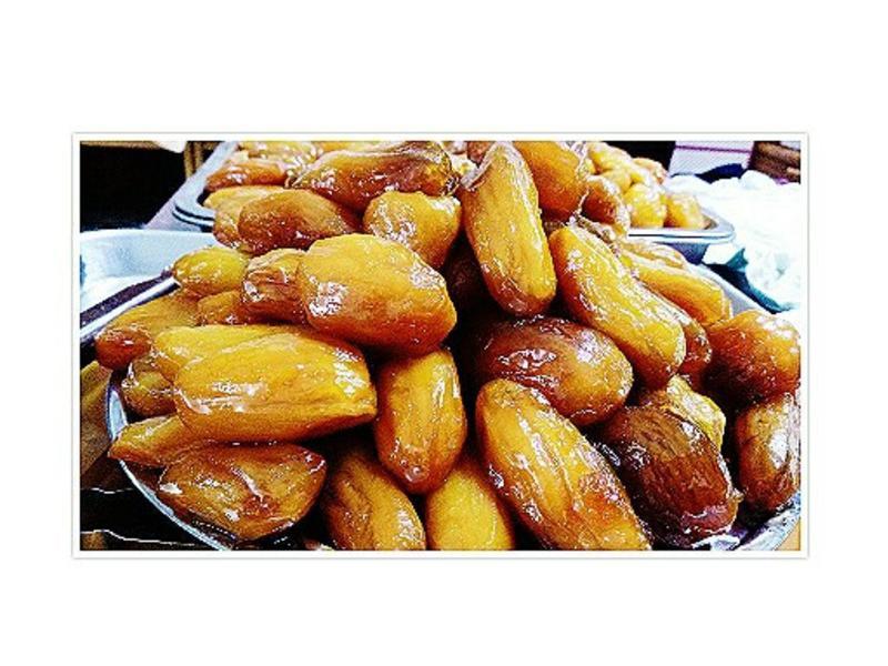 金黃蜜番薯✨